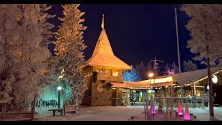 Video Best of Santa Claus Village & Rovaniemi in Lapland videos: Arctic Circle Lapland Children Christmas MP3, 3GP, MP4, WEBM, AVI, FLV November 2018