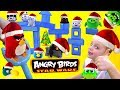 Unboxing Angry Birds Star Wars Toys Epic Videos Game Collection Play With Space Pigs