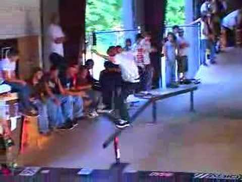 DVS Demo Academy Skatepark