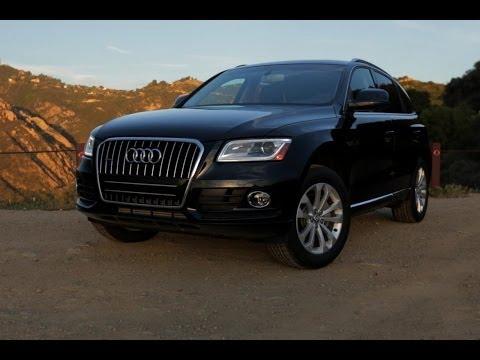 2014 Audi Q5 Video Review — Edmunds.com