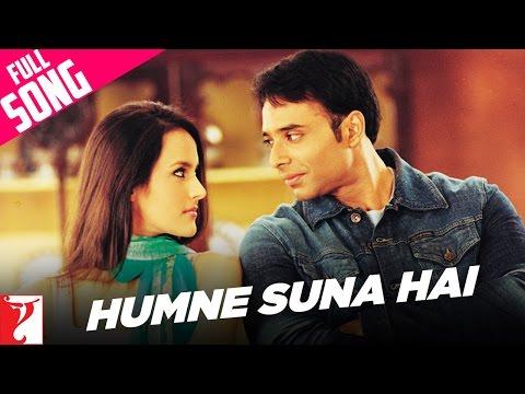 Video Humne Suna Hai - Full Song   Mere Yaar Ki Shaadi Hai   Uday Chopra   Sanjana download in MP3, 3GP, MP4, WEBM, AVI, FLV January 2017