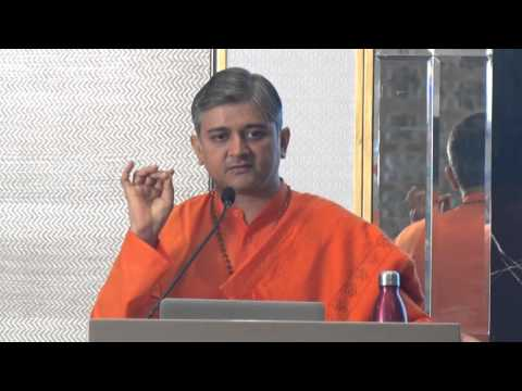 Talk By Swami Swatmananda on Success