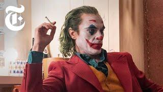 Watch Joaquin Phoenix Do a Creepy Dance in 'Joker'   Anatomy of a Scene