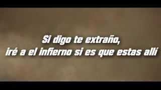 KRONOS - TIEMPO DE PARTIR (video con letra)