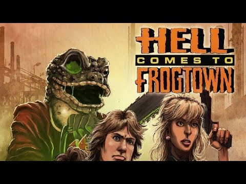 Hell Comes to Frogtown (1988) Official Trailer