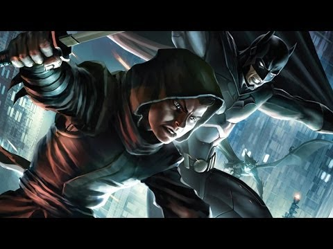 video review - The 20th DC Universe Animated Original Movie introduces Damian Wayne.