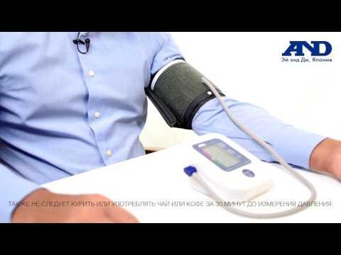 Youtube-видео: Автоматический тонометр AND UA-888E на плечо, манжета 22 - 32 см.