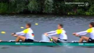 ARD Mediathek Sportschau live   Deutschland Achter holt den Sieg   Sonntag, 19 06 2011  Das Erste