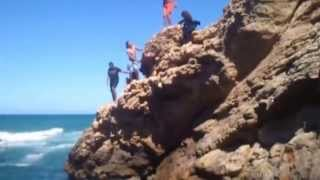 Banzart Tunisia  city pictures gallery : Jump Cliff