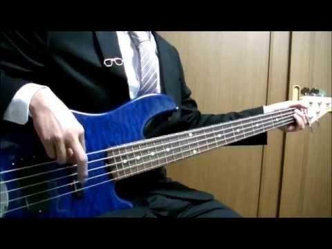 TOKIO KIBOU (Bass cover) ベース弾いてみた (видео)