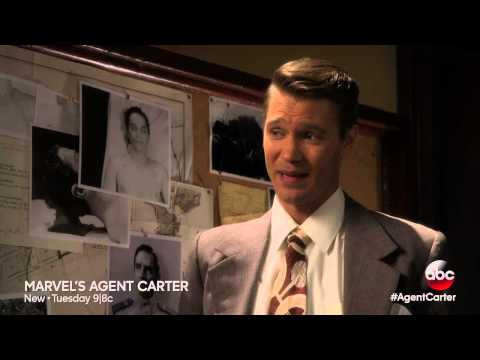Marvel's Agent Carter 1.03 (Clip 'The Hunt For Stark Continues')
