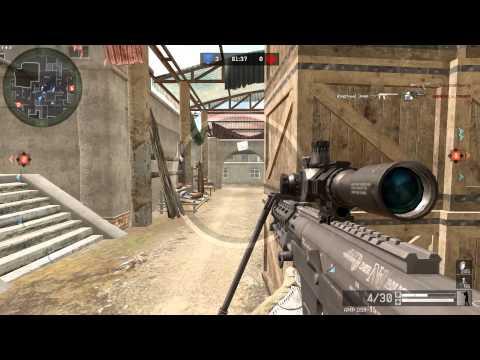 Warface: кв --_С.О.Б.Р._-- & _-РУСИЧИ-_   Счет  6 & 1 (видео)