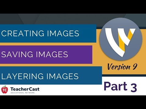 How to use Canva and Create Graphics for Telestream WireCast 9 (Part 3)