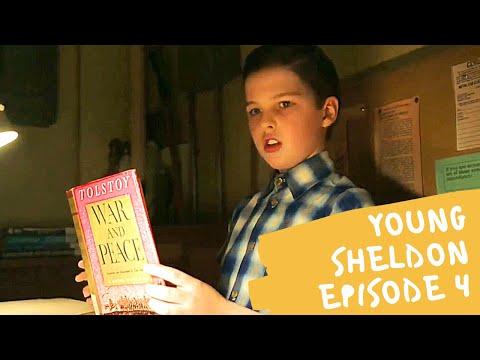 Young Sheldon Compilation - Episode 5 #youngsheldon