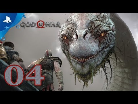 God of War - Let's Play Part 4: Path to the Mountain (видео)