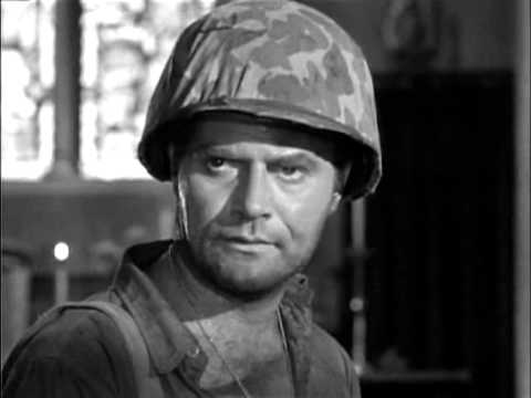 combat - Episode written by Shirl Hendryx and directed by John Peyser, with Vic Morrow, John Cassavetes, William Stevens, Conlan Carter, Jack Hogan, Pierre Jalbert, D...