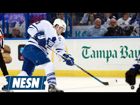 Video: Maple Leafs Trade Dion Phaneuf To Ottawa Senators