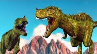 Video Jenis-jenis Dinosaurus | Dinosaurus Kartun | Video pendidikan anak | T-Rex | Compys | Pterodactyls MP3, 3GP, MP4, WEBM, AVI, FLV September 2018