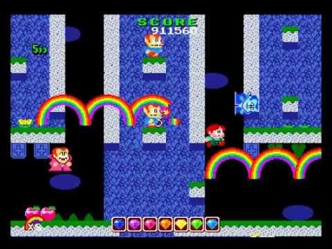 Rainbow Islands PC Engine