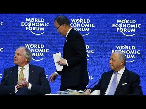 Νταβός: Στο μικροσκόπιο οι επιπτώσεις της κλιματικής αλλαγής στην παγκόσμια οικονομία