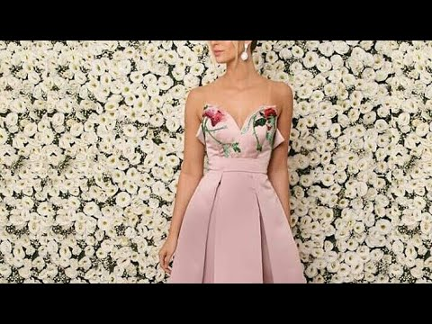 How To Make A Prom Dress 2 | Como Hacer Un Vestido De Fiesta 2