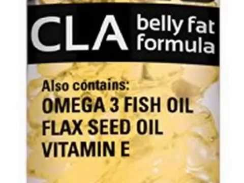 Get Revolution Ab Cuts CLA Belly Fat Formula Capsules, 120 Count Top