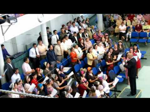 Corul Betel Dumbraveni-Nu noua Doamne