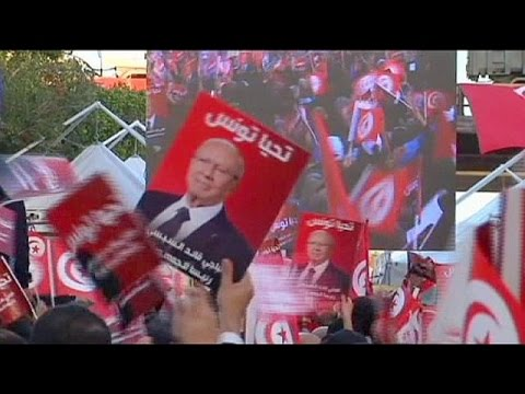 election - The final step in Tunisia's transition to full democracy following the 2011 revolution takes place on Sunday with voters going to the polls in the second round of presidential elections. The...