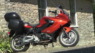 10. BMW F800GT Motorcycle Experience Road Test