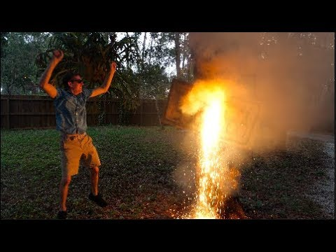 Thermite - The most Dangerous Paint??