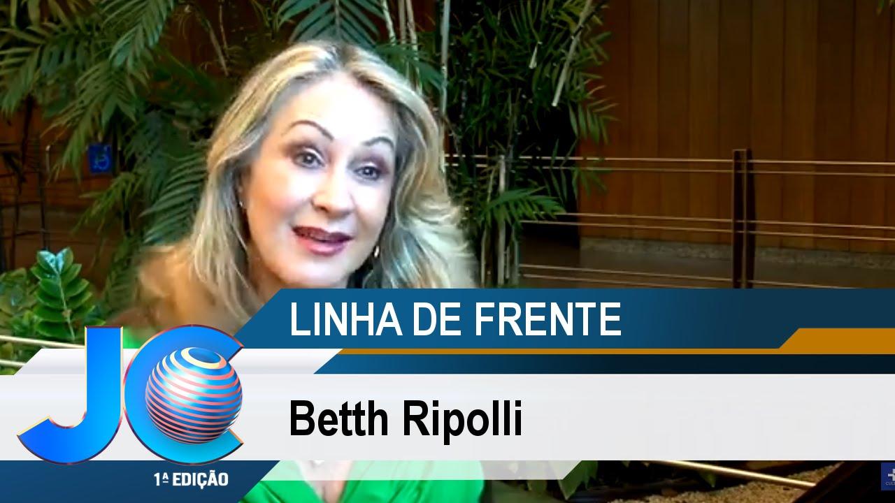 Linha de Frente: Betth Ripolli