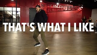 BRUNO MARS - That's What I Like | Choreography by @JakeKodish | Filmed by @RyanParma
