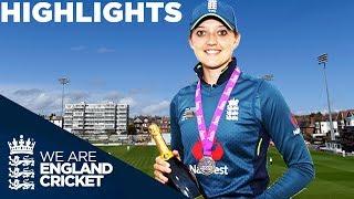 Video Sarah Taylor Hits Century In Big Score | England Women v South Africa 2nd ODI 2018 - Highlights MP3, 3GP, MP4, WEBM, AVI, FLV Desember 2018