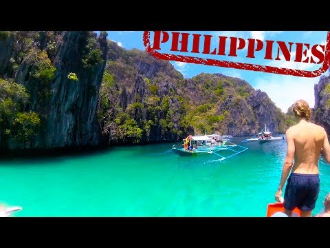 PHILIPPINES 2017 -- 10 DAYS IN PARADISE -- GOPRO TRIP