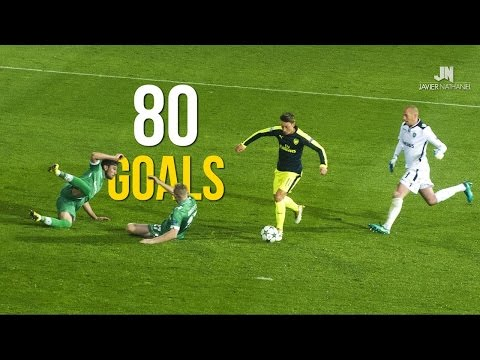 80 Amazing Goals Of The Year 2016