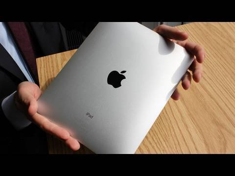 Frilla - Complete Review of the newly released Apple iPad! This here is their latest entry into the Tablet and mobile computing market, featuring a 9.7 inch touch scr...