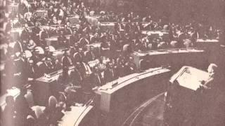 H.I.M EMPEROR HAILE SELASSIE`S  SPEECH TO U.N  OCY 6 1963.FLV