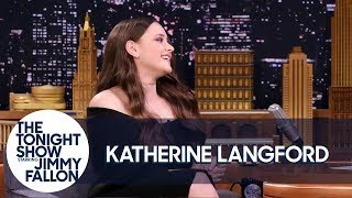 Video Katherine Langford Burst into Tears Talking to Brie Larson and Reese Witherspoon MP3, 3GP, MP4, WEBM, AVI, FLV Mei 2018