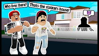 Video I FOUND MY STALKERS HOUSE! WE'RE GOING TO BREAK IN! - ROBLOX MP3, 3GP, MP4, WEBM, AVI, FLV Juli 2018
