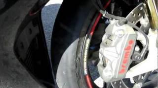 9. 2010 Ducati 1198S Corse #318.
