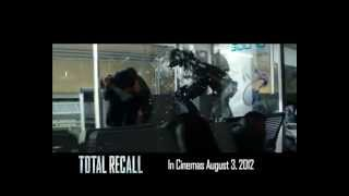 TOTAL RECALL 'BELIEVE' TV SPOT