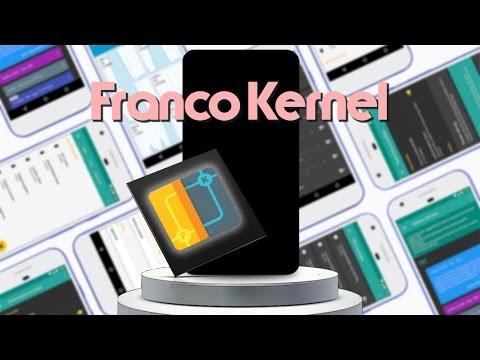Franco Kernel - Правильное кастомное ядро от Франко