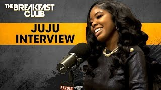 Video JuJu Talks Breakup With Cam'ron, Growing Apart, Rules, Thoughts On Mase + More MP3, 3GP, MP4, WEBM, AVI, FLV Agustus 2018
