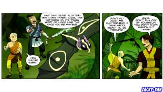 Avatar The Search: Complete Trilogy (Parts 1, 2 and 3) (HD) (Zacky-san) (Full Comics)