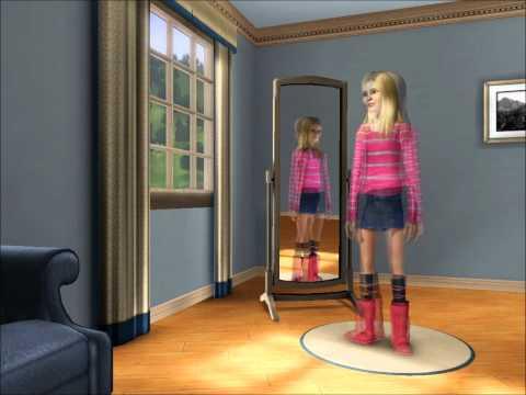 Sims 3 Kickin' It Style – Olivia Holt A.K.A. Kim Crawford