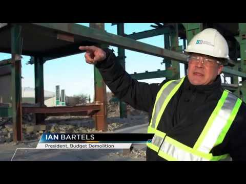 Mosaic Stadium Demolition - Daily Planet