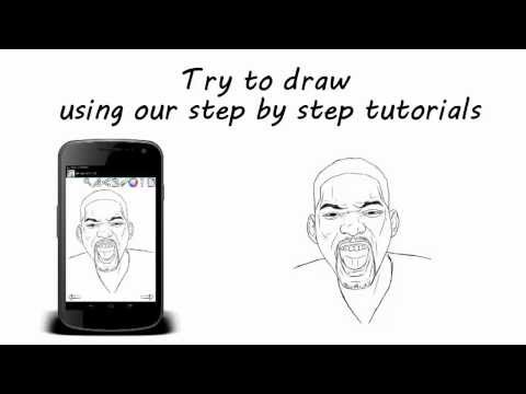 Video of How to Draw: Famous Actors