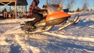 9. Ski-Doo Tundra LT 1989