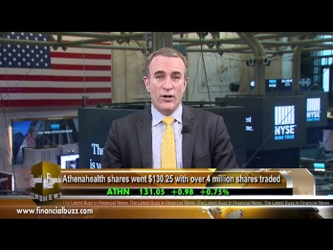LIVE - Floor of the NYSE! May 19, 2017 Financial News - Business News - Stock News - Market News