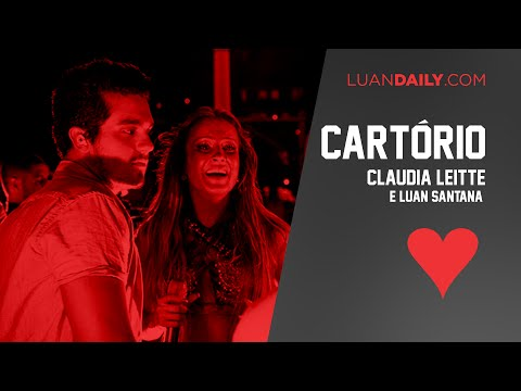 Cartório (Videoclipe Oficial) Claudia Leitte & Luan Santana